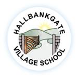 Hallbankgate Village School Logo