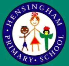 Hensingham Primary School Logo