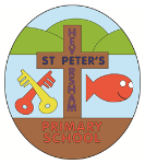 Heversham St Peter's CofE Primary School Logo