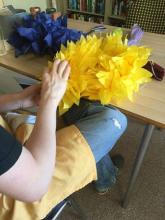 Getting a crafty skillset at Appleby Hub