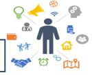 SEND ICS Parent Carer Reference Group logo