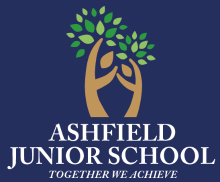 Ashfield Junior School Logo