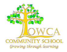 Lowca Community School Logo