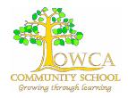 Lowca Community School Logo
