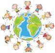 Newton Primary School Nursery Class Logo