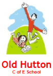 Old Hutton Church of England School Logo