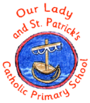 Our Lady and St Patrick's Catholic Primary School Logo