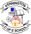 Pennington Church of England Primary School Logo