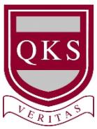 Queen Katherine School Logo