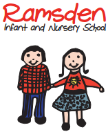 Ramsden Infant & Nursery School Logo