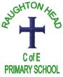 Raughton Head C of E Primary School Logo