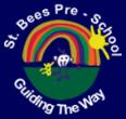 St Bees Pre-School Logo