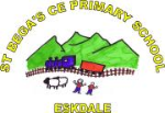 St Bega's CofE Primary School Logo