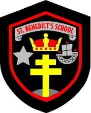 St Benedict's Catholic High School Logo