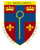 St Bernard's Catholic High School Logo