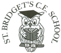 St Bridget's CofE School - Whitehaven Logo