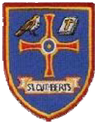 St Cuthbert's Catholic Primary School Wigton Logo
