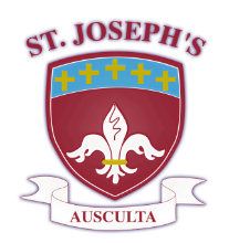 St Joseph's Catholic High School - Workington - Logo