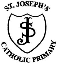 St Joseph's Catholic Primary School - Frizington Logo