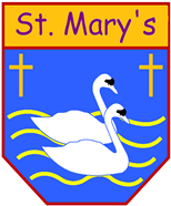 St Mary's Catholic Primary School - Workington Logo
