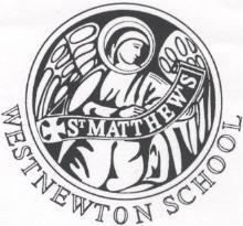 St Matthew's CofE School Logo