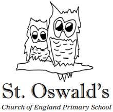 St Oswald's CofE Primary School Logo