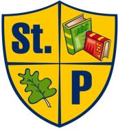 St Patrick's Catholic Primary School - Workington Logo