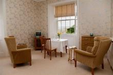 Stobars Hall Bedroom