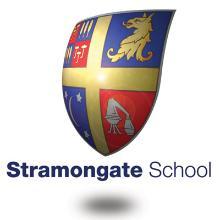 Stramongate School Logo