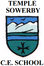Temple Sowerby CofE Primary School Logo