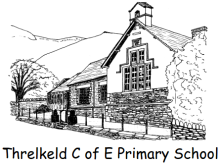 Threlkeld CofE Primary School Logo