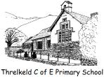 Threlkeld CofE Primary School Logo