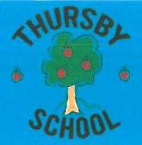 Thursby Primary School Logo