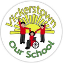 Vickerstown Primary School Logo