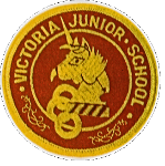 Victoria Junior School - Workington Logo