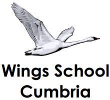 Wings School Cumbria Logo