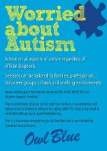 Worried about Autism promotional image