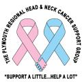 The logo of THE PLYMOUTH REGIONAL HEAD & NECK CANCER SUPPORT GROUP