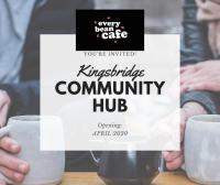 Kingsbridge community hub logo