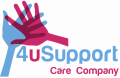 4uSupport Care Company Logo