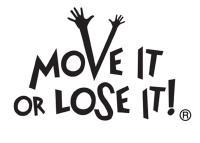 Move it or lose it logo