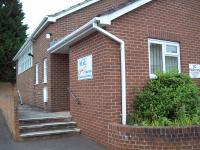 Age Concern Crediton building