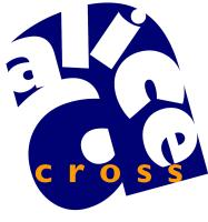 Alice Cross logo
