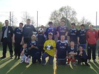 Barnstaple Inclusive FC Men's Team players