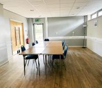 The Hayward room at The Beehive Honiton