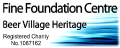 Beer Village Heritage logo