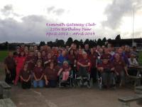 Members of Exmouth Gateway Club