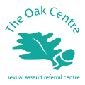 The oak centre logo