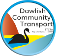 Dawlish Community Transport Logo