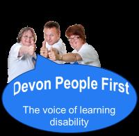 Devon People First logo